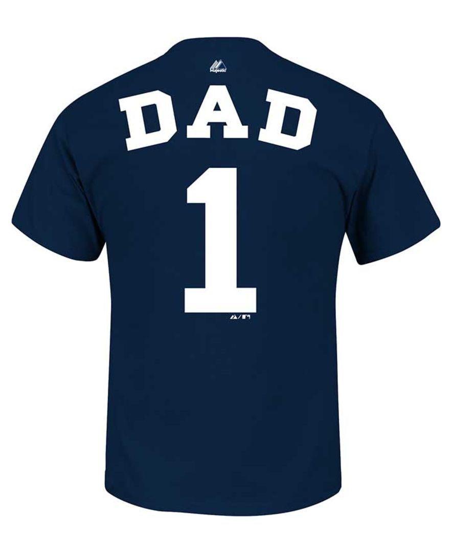 Majestic Men s New York Yankees Team Dad T-Shirt  2f9986634d6