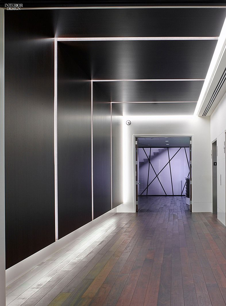 2015 Top 100 Giants Research Elevator Lobby DesignCommercial Interior