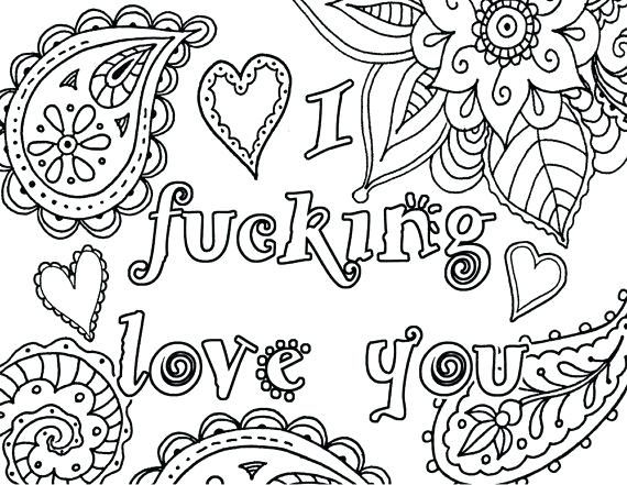 Coloring Pages For Boys Adults Pdf Easy I Love You Best ...