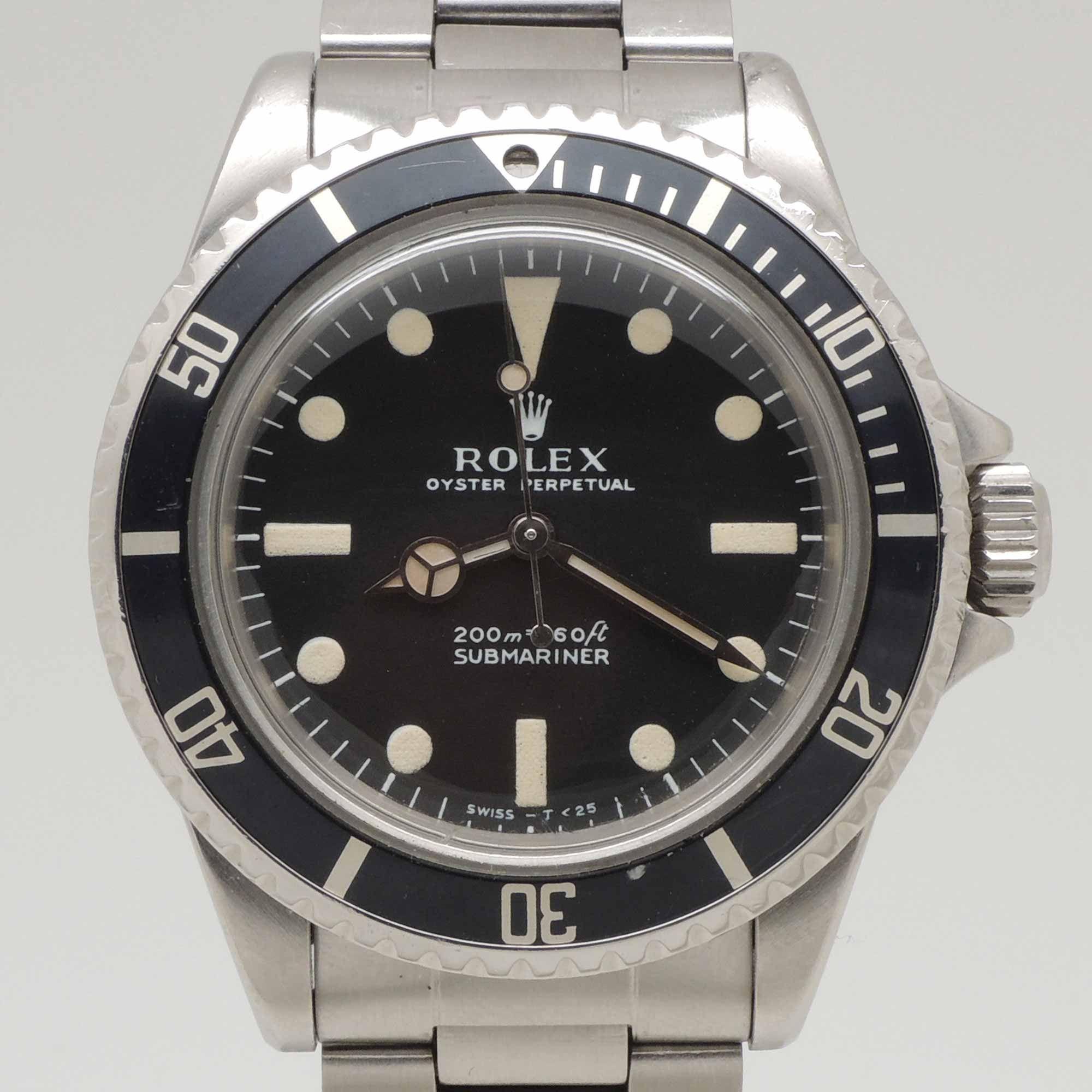 Ancienne Vintage Gallery Rolex Submariner Rolex Relojes Rolex
