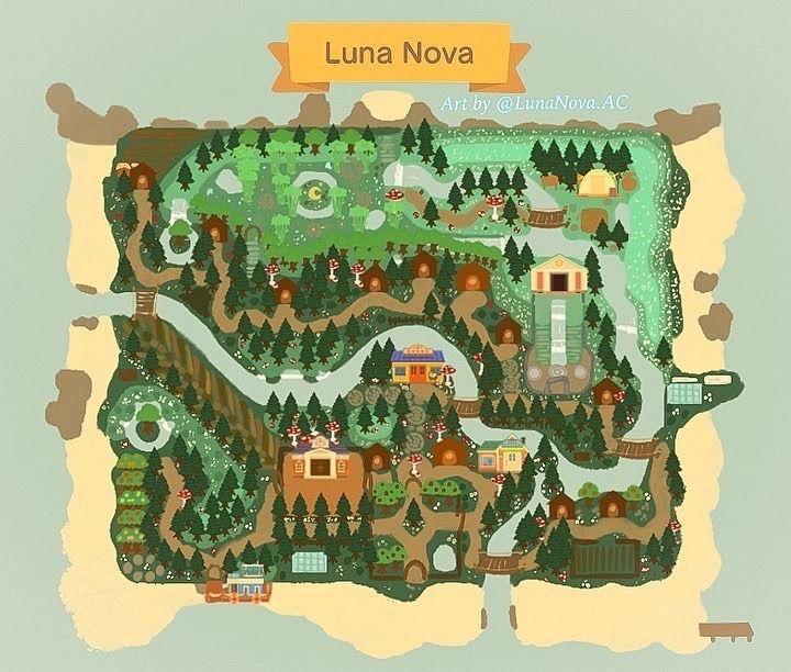 Luna Nova Forest