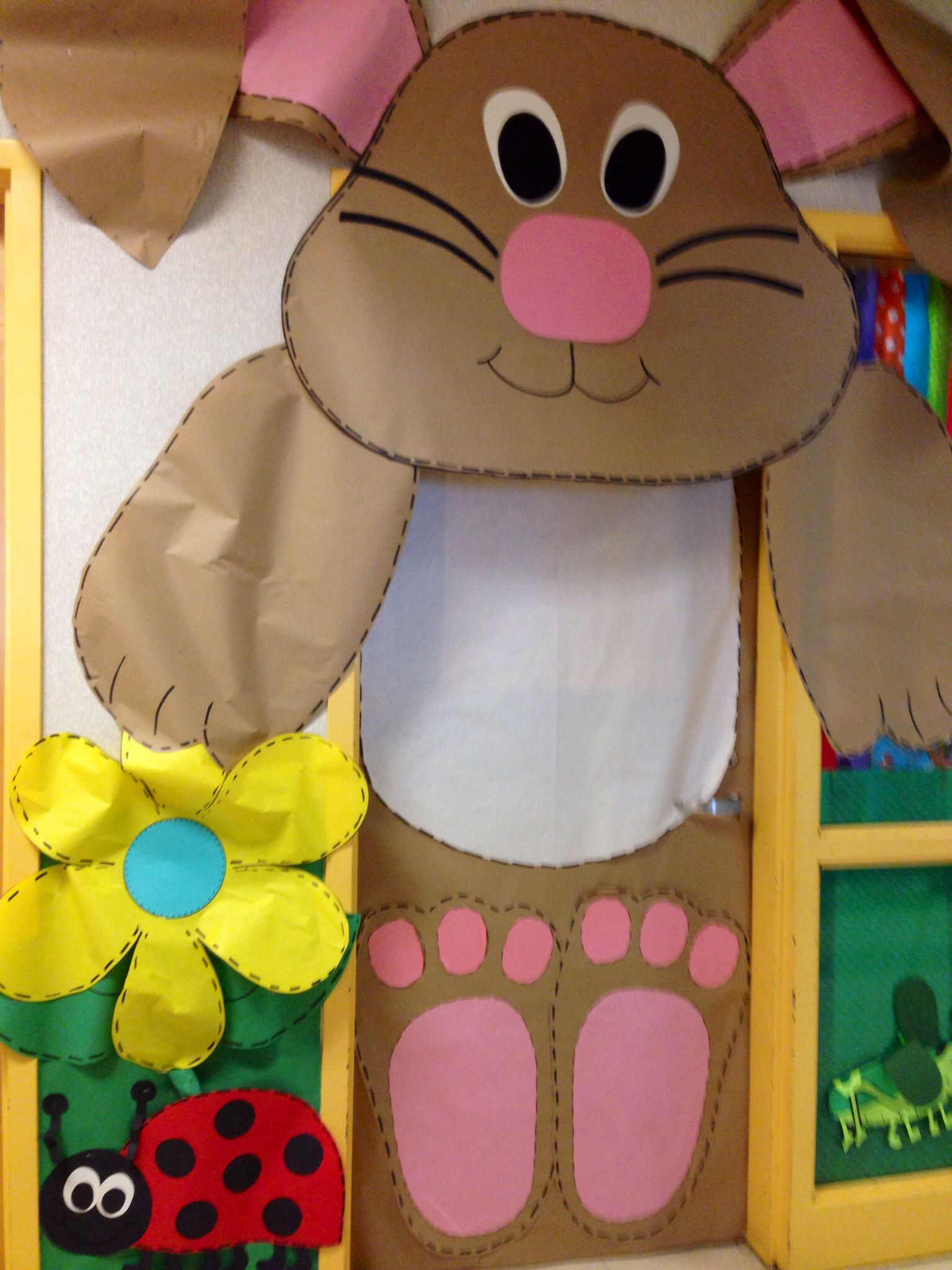 Classroom Easter Ideas : Classroom door for easter e d u c a t i o n pinterest