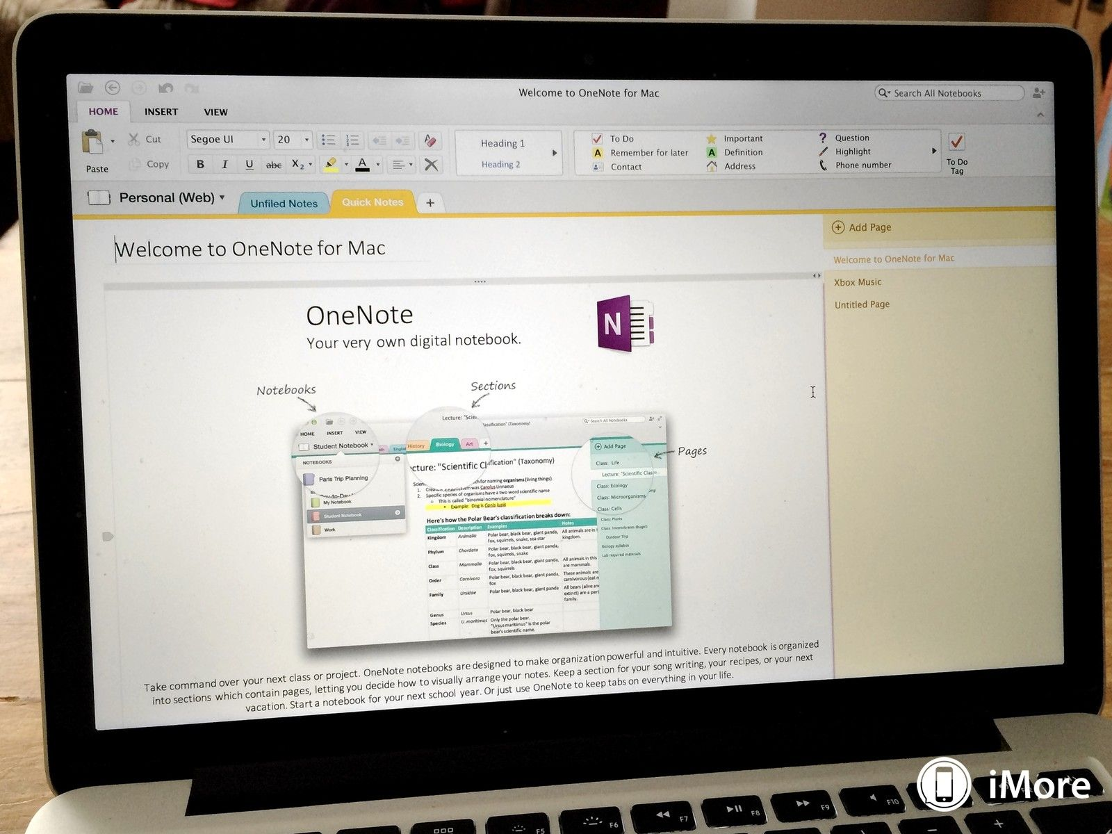 Spotlight: OneNote for Mac | OneNote Tips and Tricks | One