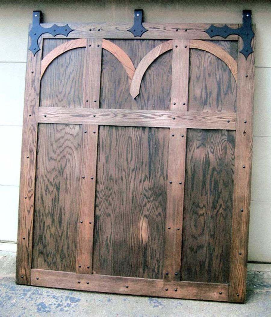 Sliding Barn Doors For Homes: Hand Made Medieval Interior Barn