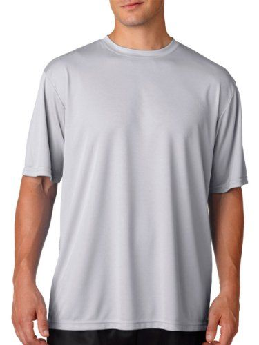 A4 Mens Cooling Performance Crew T Shirts A4 Http Www Amazon Com