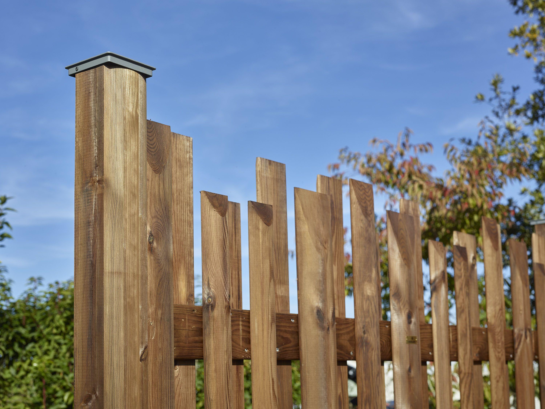 Panneau Bois Pour Jardin Panneau Palissade Convivialite Ete Soleil Panneau Bois Cloture Jardin Idees Jardin