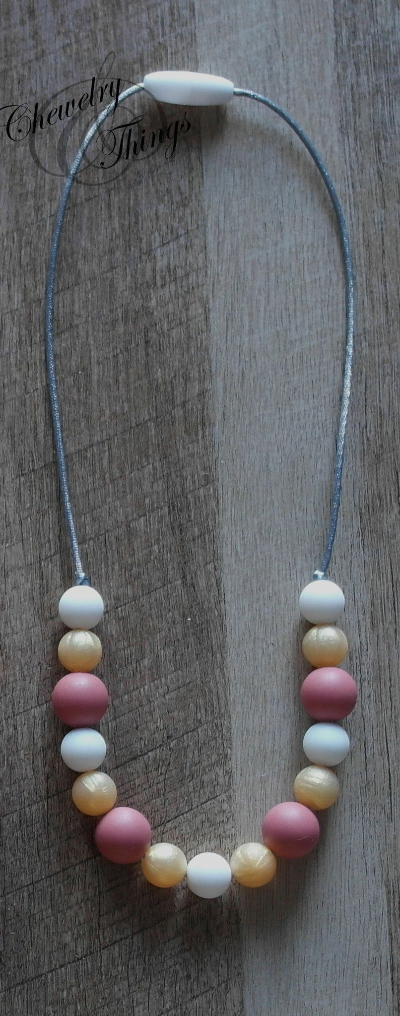 Game Day Mini Teething Necklace