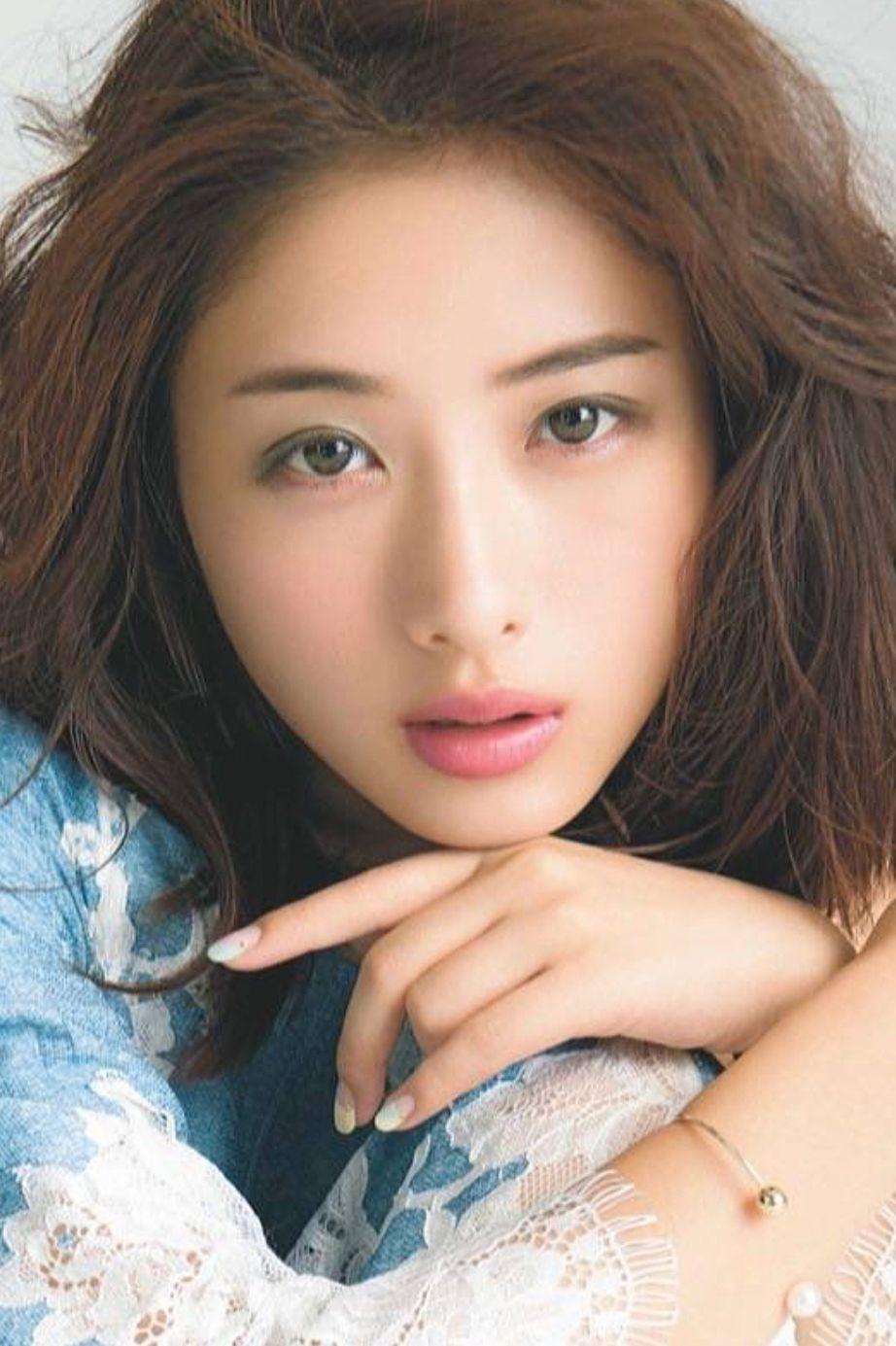 pinlye hoe on beautiful asia in 2018 | satomi ishihara, asian