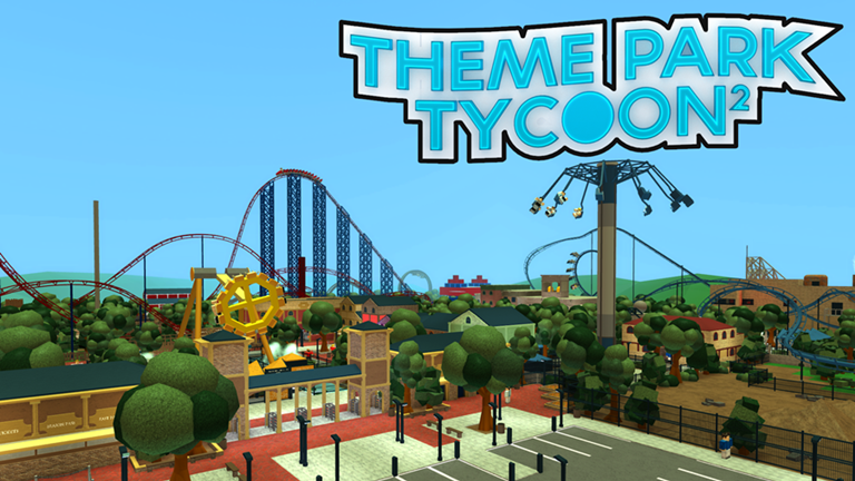 Hack Theme Park Tycoon 2 Roblox Theme Park Tycoon 2 Roblox Attraction Construire