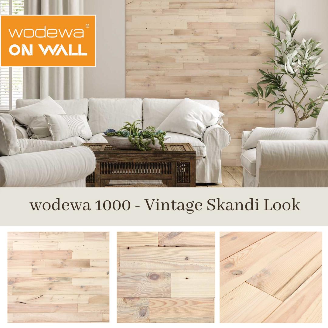 Wodewa 1000 I Vintage Skandi Look In 2020 Wandverkleidung Holzwandverkleidung Einrichtungsstil