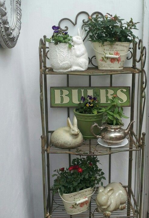 Found This Baker S Rack At Home Goods Several Years Ago And It