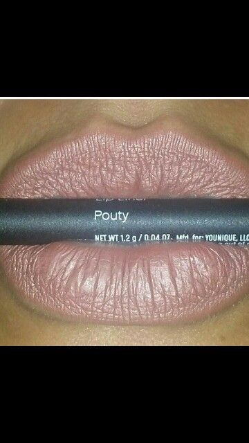 Nude lips!!. Smudge Proof Smear Proof lip liner  www.fabulashknight.com