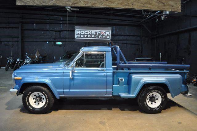 cars for sale used 1982 jeep pickup in nashville tn 37207 details truck autotrader. Black Bedroom Furniture Sets. Home Design Ideas