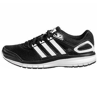 Adidas Duramo 6 hombre  d68963 negro blanco zapatillas de Atletismo