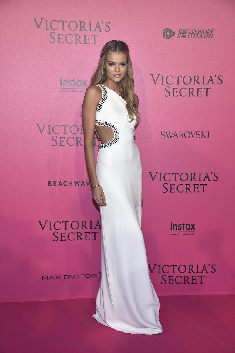 Así lucieron los ángeles en el after party de Victoria\'s Secret ...