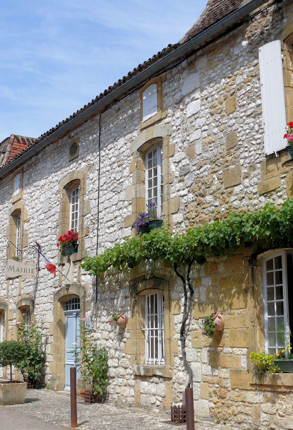 Monpazier, Aquitaine