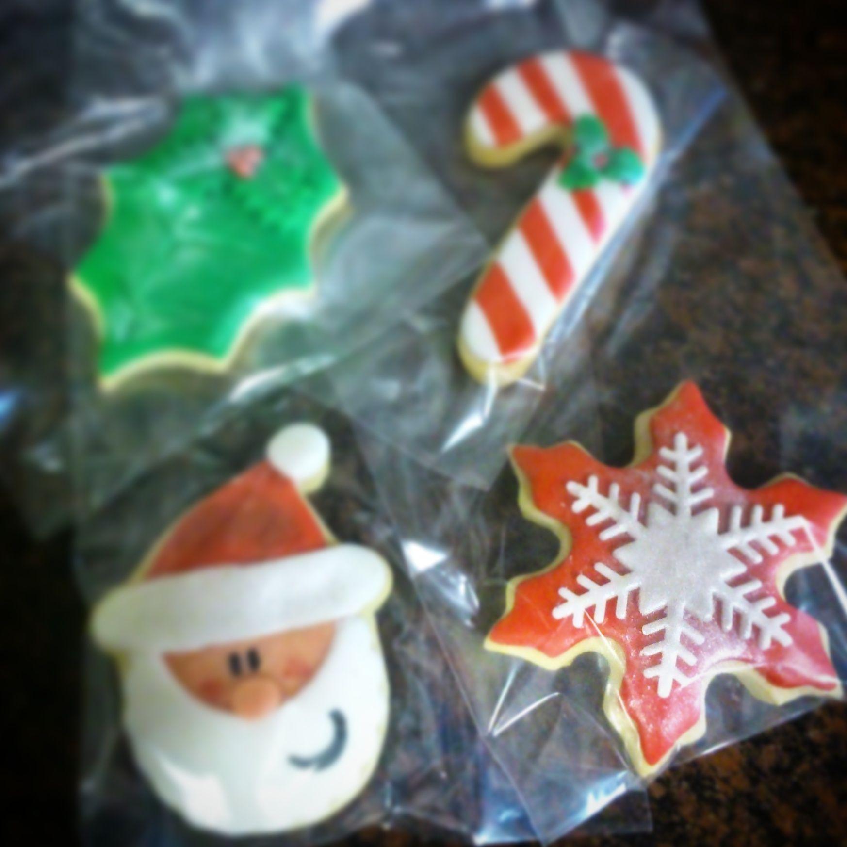 galletas Navideñas 2014