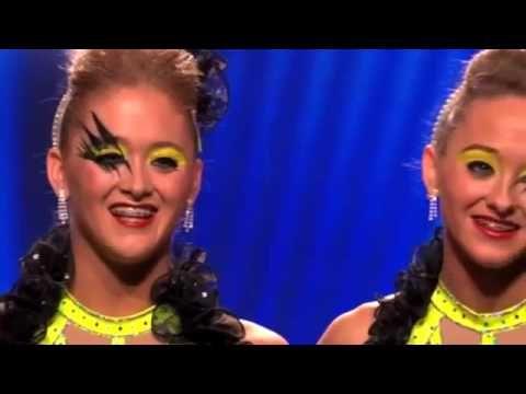 australia's got talent 2013  finals  the rybka twins are