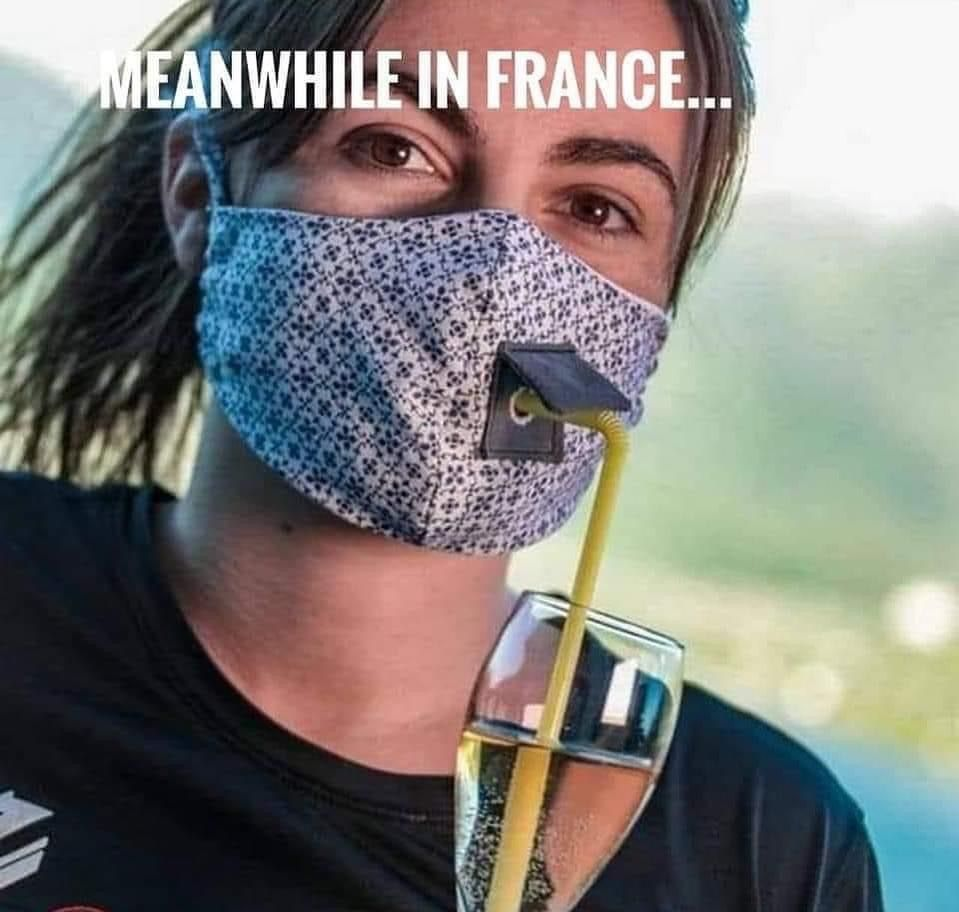 Meanwhile In France Funny Face Mask Funny Faces Best Face Products