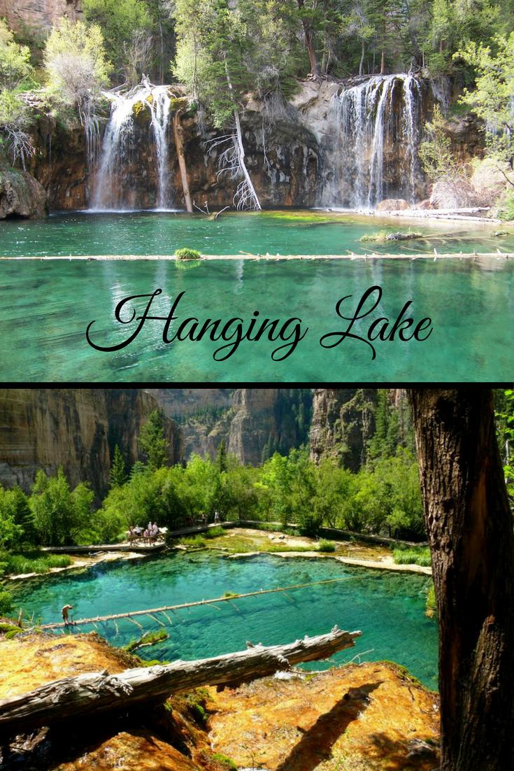 Colorado Vacation Ideas 2019 Hanging Lake is the ultimate Colorado hidden gem in 2019