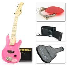 Musical Instruments   guitars   Electric guitar, amp, Kids