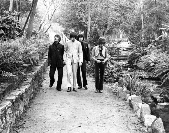 The Who at Griffith Park, Los Angeles, February 27, 1968