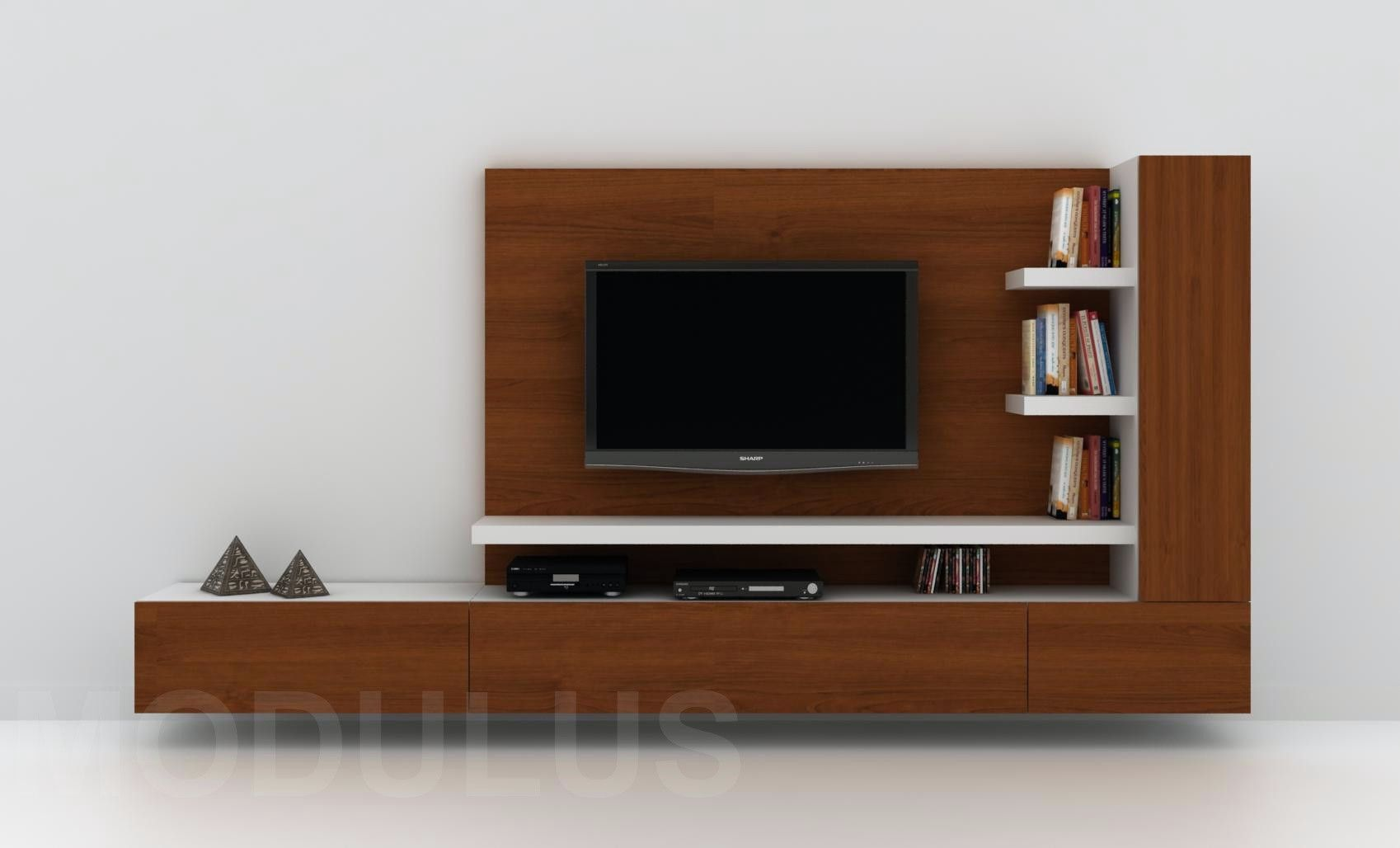 Muebles Para Tv Modulares Para Living Tv Lcd Led Wall Unit Muebles Before