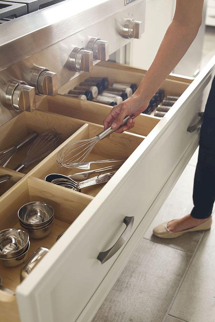 40 Easy And Cheap Small Kitchen Organization Ideas Modern Kitchen Cabinet Design Kitchen