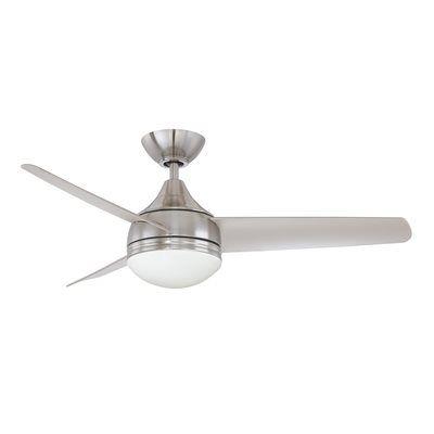 Kendal Lighting Ceiling Fan Ac19242 Moderno 42 In Modern Ceiling