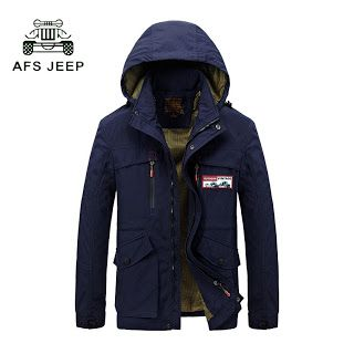 2016 High Quality Spring Autumn Jacket Men Casual Cotton Hooded Fashion Mens Jacket and Coat Plus Size M-4XL 142wy (32741929118)  SEE MORE  #SuperDeals