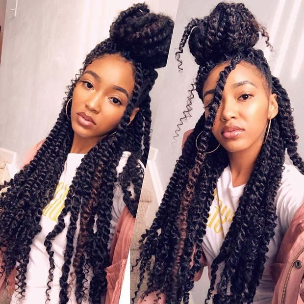 25 Gorgeous Passion Twists Hairstyles | passion twists ...