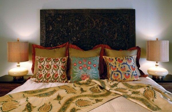 Schlafzimmer Kissen Deko selber machen Dekoration Pinterest - schlafzimmer selber machen