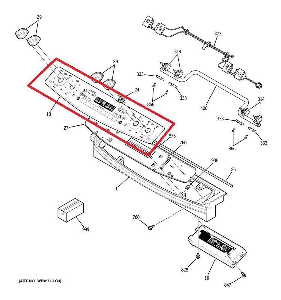 [DIAGRAM] Ge Oven Diagram