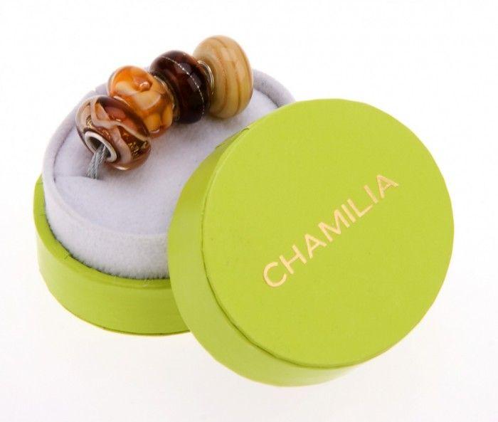 $132.00 Murano Earth Harvest Set Chamilia beads