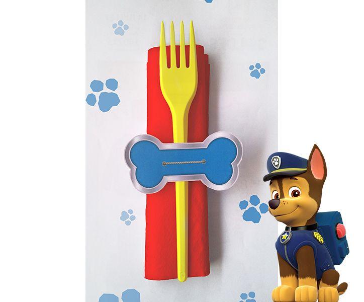 Garçons Paw Patrol serviette