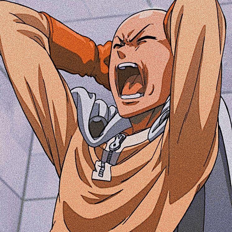 Saitama Workout Wallpaper - 𝑆𝑎𝑖𝑡𝑎𝑚𝑎 ⌟ in 2020   Anime, Anime icons, Saitama