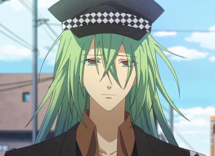 Amnesia episode 10 mystery man Amnesia anime, Amnesia