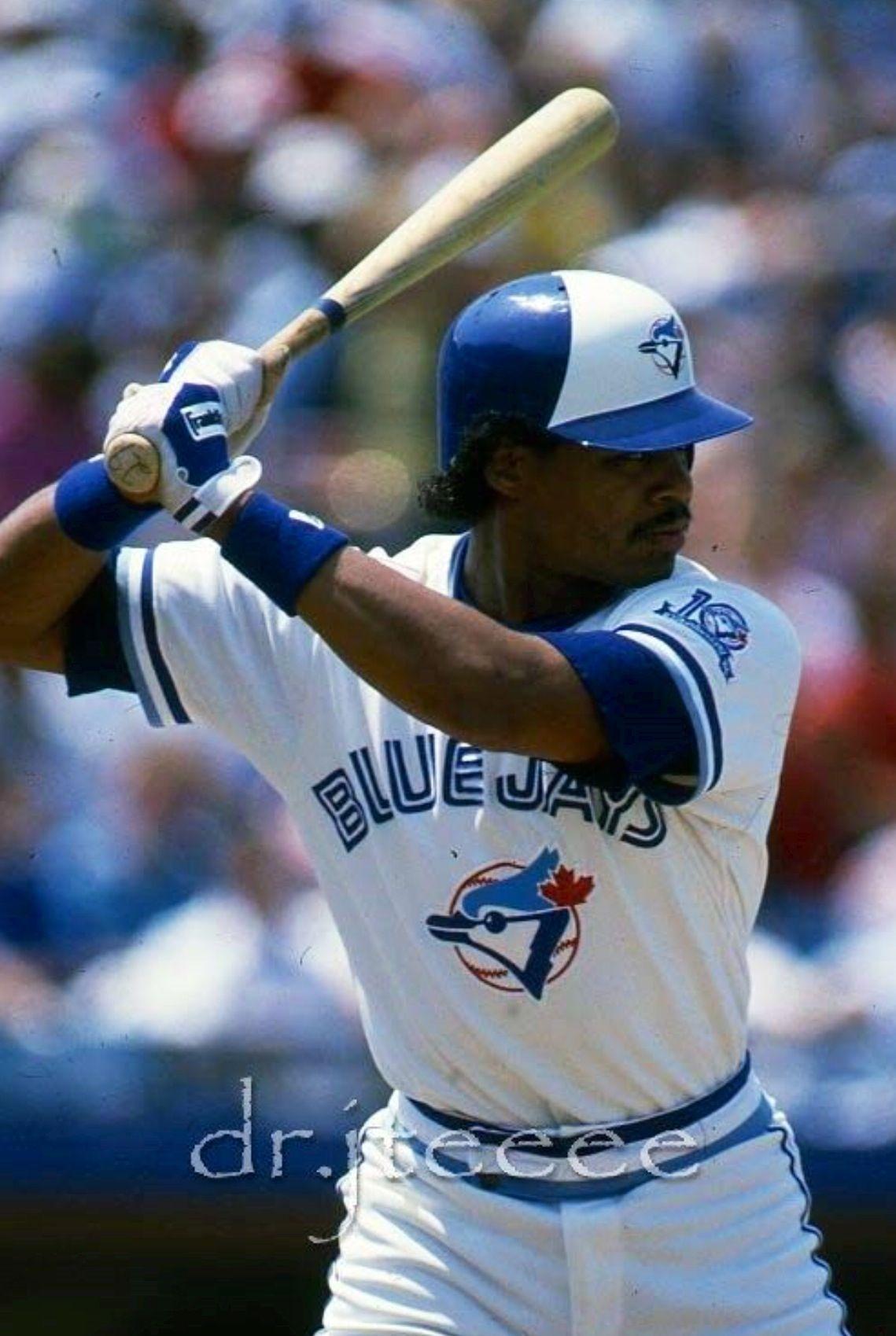 Jesse Barfield Toronto Blue Jays Blue jays baseball