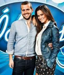 João Manzarra e Claudia Vieira - Idolos