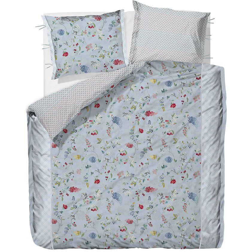 PiP Studio Påslakan / Bäddset Hummingbirds Blue | Sängkläder ...