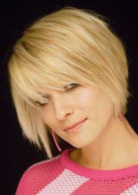 Krótkie Fryzury Do Okrągłej Twarzy Short Hair Jemné
