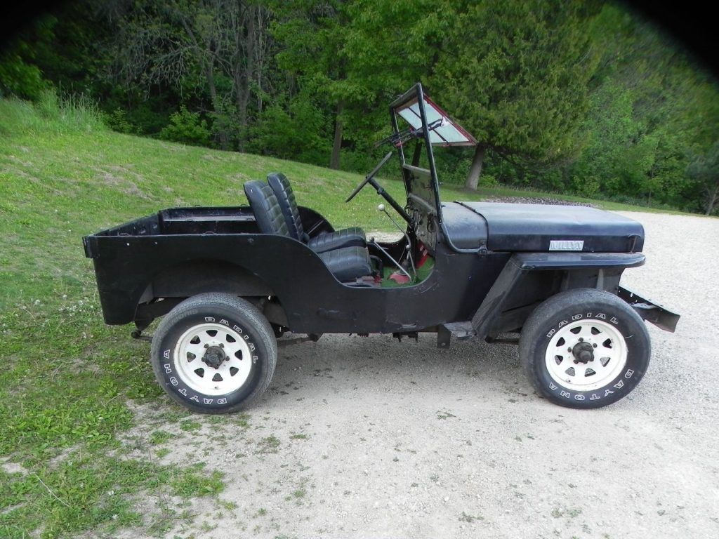 1945 jeep willys overland for sale