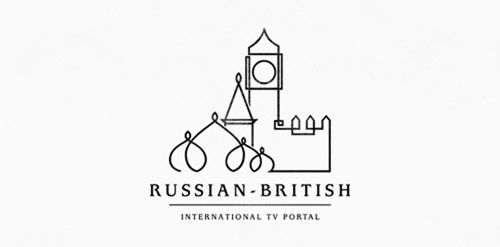 Russian British logo designed by Ancitis.    http://ancitisdotcom.wordpress.com/