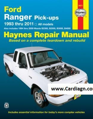 free download ford ranger and mazda pick ups haynes repair manual rh pinterest com Ford Ranger Manual Transmission Diagram Ford Ranger Manual Transmission Diagram