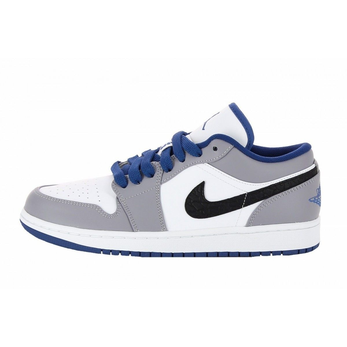 detailed pictures best really cheap Basket Nike Air Jordan 1 Low - 553558-103 | Products in 2019 ...