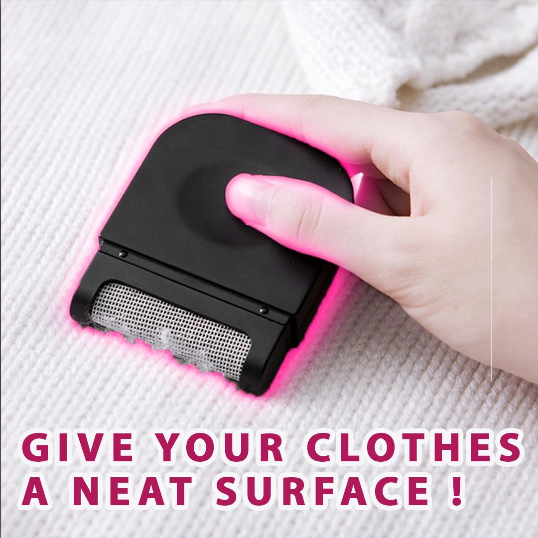 Portable Clothes Hair Trimmer 😱