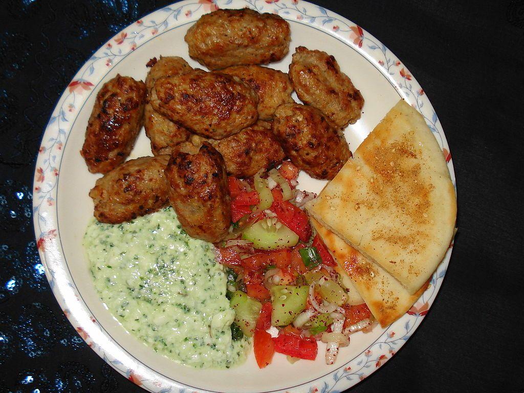 Cuisine of karachi kafta kabab lebanoniraqsyria halal food forumfinder Gallery