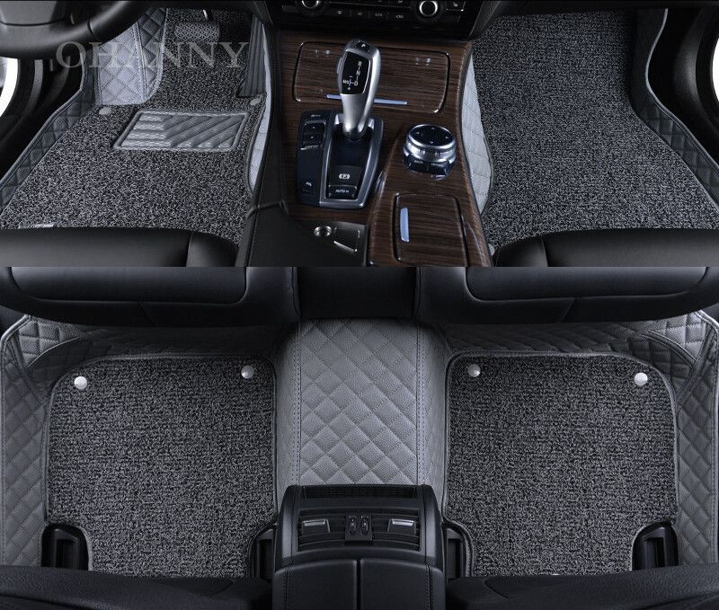 OHANNY Custom fit car styling floor mats case for BMW MINI