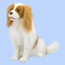 King Charles Cavalier Stuffed Animal Cavalier King Charles Dog King Charles Dog Cavalier King Charles