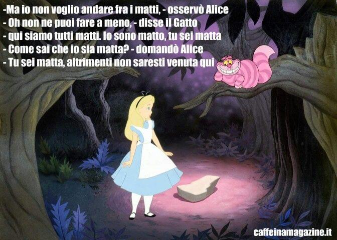 Alice E Lo Stregatto Alice